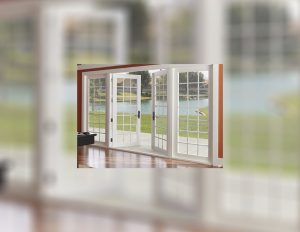 Read more about the article A Multifunctional French Door for Home Improvement