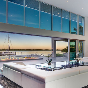 aluminum window wall in Fort Myers