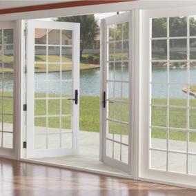 ENERGYVUE® VINYL PREFERRED FRENCH DOOR FD5455 in Fort Myers