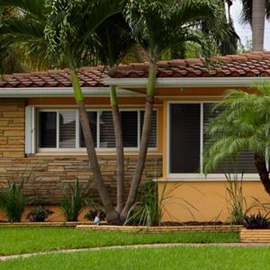 Aluminum Horizontal Roller Window in Southwest Florida