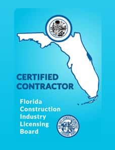 Florida Certified Contractor