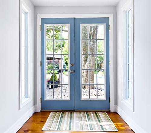 4 Types of Custom Glass Door Inserts