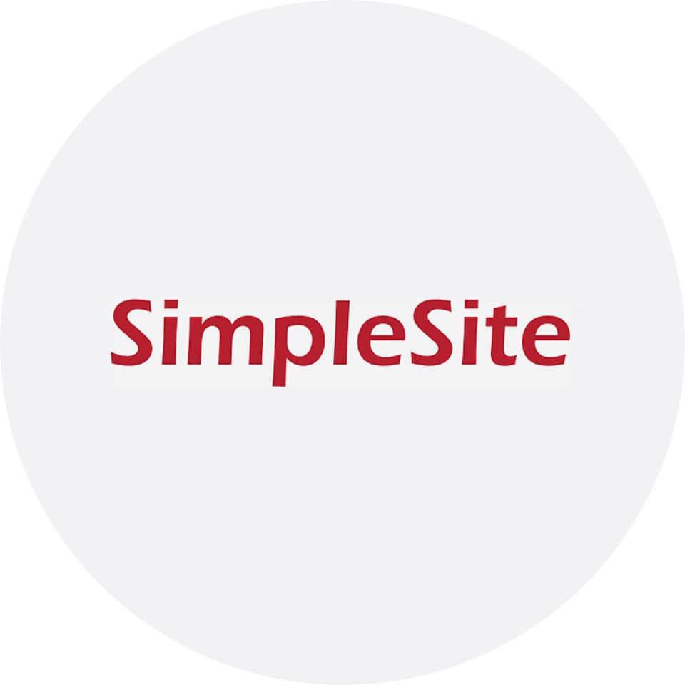 SimpleSite Logo