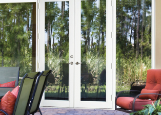 CGI French (Swing) Series 160 Doors