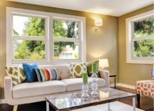 CGI Single Hung Window Series 4100