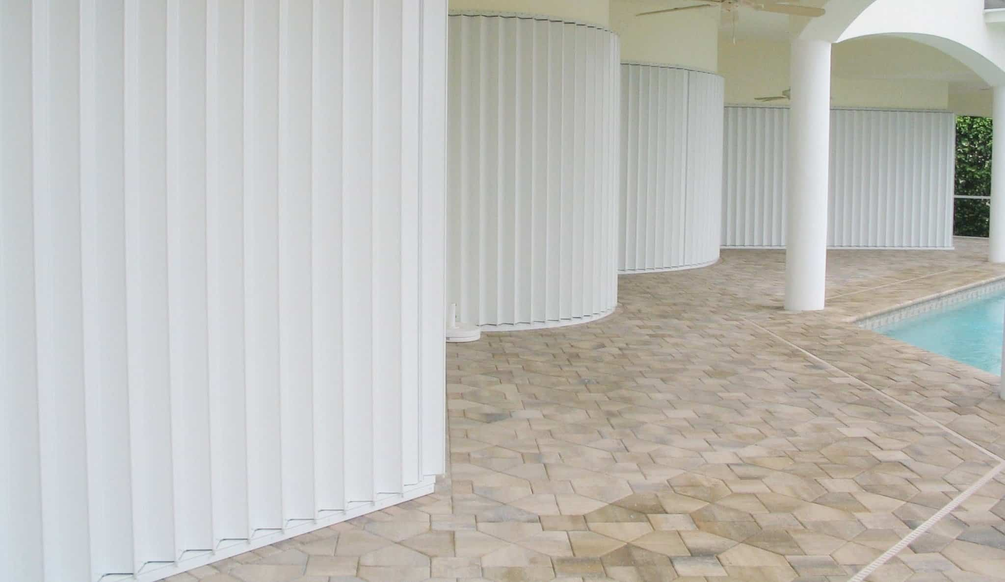 Read more about the article How to Maintain Your Accordion Hurricane Shutters in Fort Myers, FL