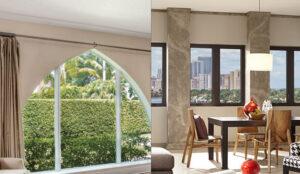 Benefits of Vinyl Windows and Aluminum Windows
